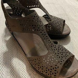 JBU Wedge Sandals